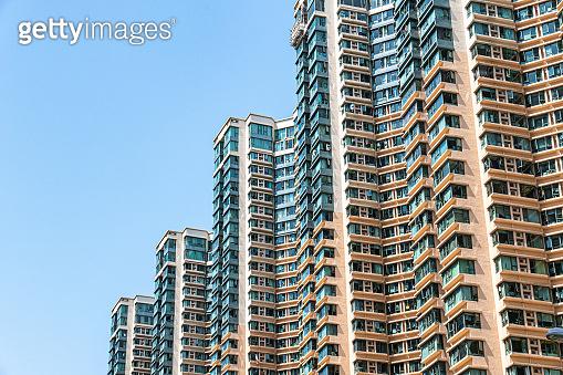 The Real estate modern condominium