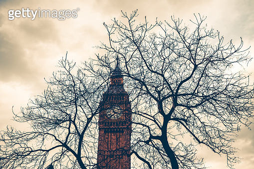 Big Ben tower, London, United Kingdom