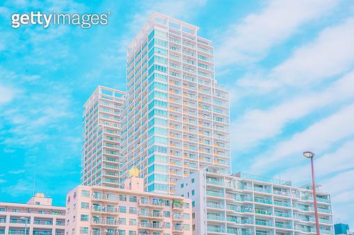 Apartment (condominium) in Japan