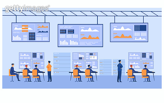 Big data control center