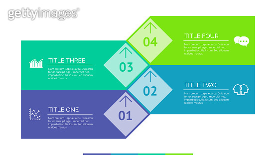 Four Issues Slide Template