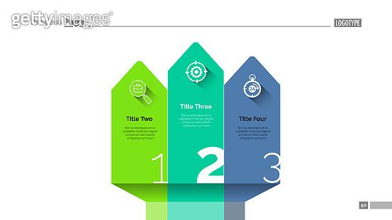 Business planning slide template
