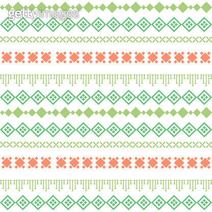 Modern wall paper embroidery pattern for home decor.