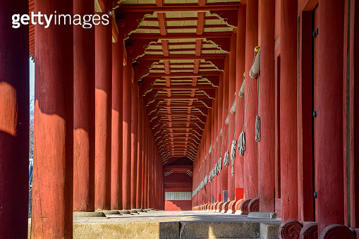 Seoul Jongmyo Shrine