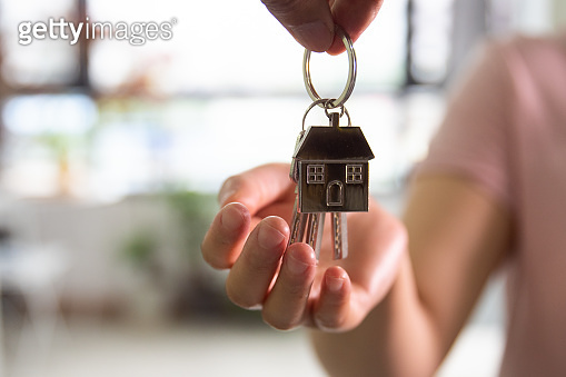 This is for you new house keys