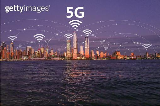 5G city