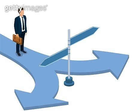 Direction choose options,