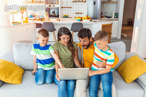 The tech literate family
