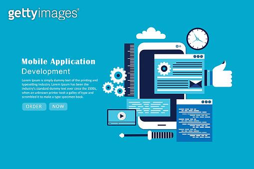 Mobile application development, smartphone app programming