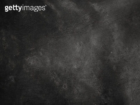 Dark cement wall background in vintage style