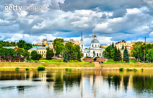 Church of the Resurrection of Three Confessors in Tver, Russia