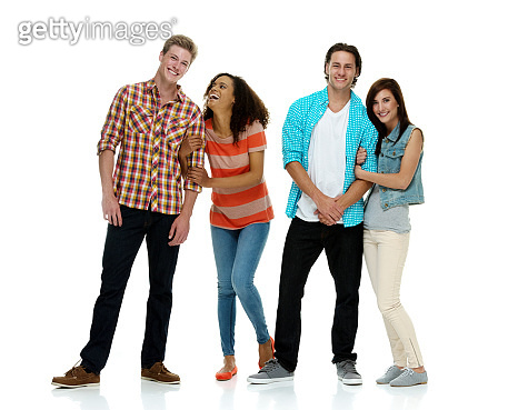 African-american ethnicity boyfriend hipster standing in front of white background wearing pants