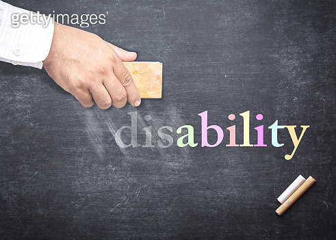 International Day of Persons with Disabilities (IDPD) concept