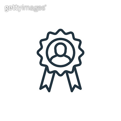 reward vector icon. reward editable stroke. reward linear symbol for use on web and mobile apps, logo, print media. Thin line illustration. Vector isolated outline drawing.