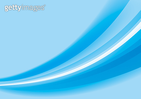 Abstract background of smooth curves