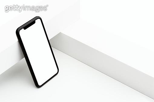 Smart phone mockup, template