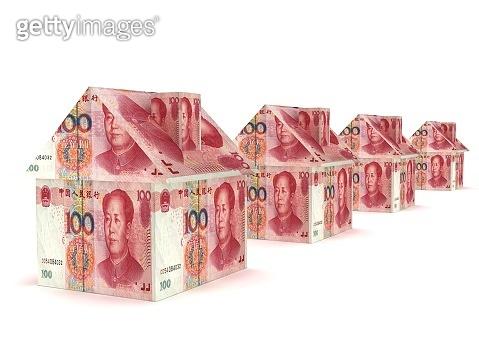 Chinese money finance buy house rental