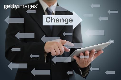 Change different idea decision