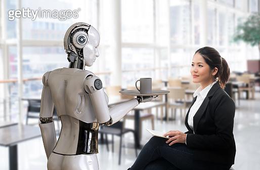 Automation restaurant concept