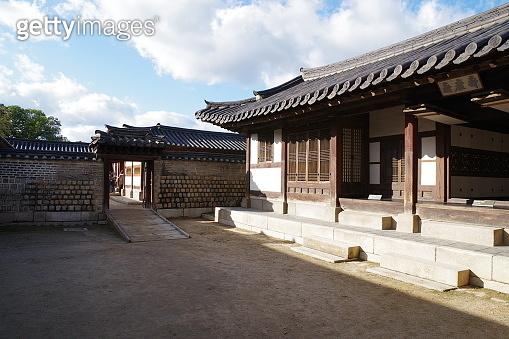 UNESCO World Heritage Site Changdeokgung palace