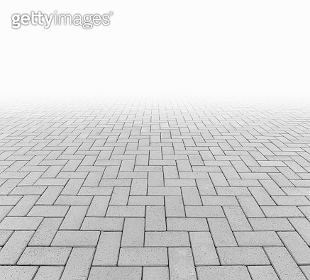 Paver block floor background