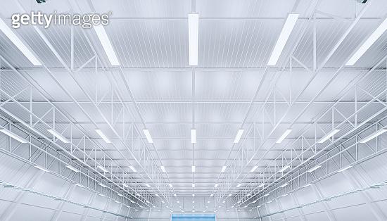 3d rendering roof truss