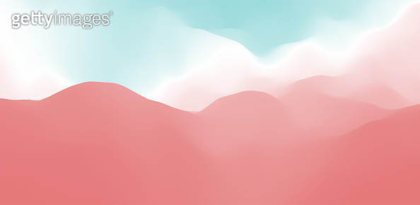 Abstract background with dynamic effect. Motion vector Illustration.Trendy gradients. Can be used for advertising, marketing, presentation.