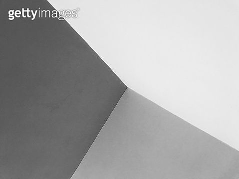 Gray color gradient abstract background