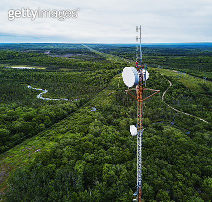 Cellular Tower Inspection