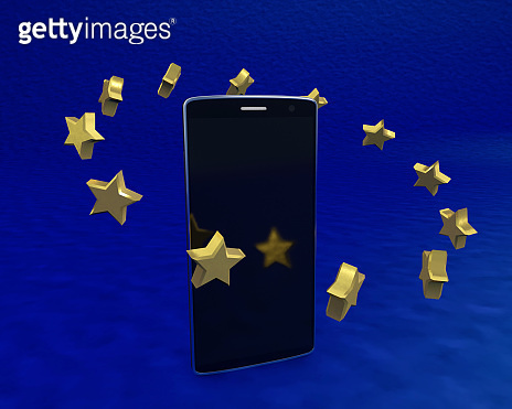 Mobile telephony eu regulated 3d rendering