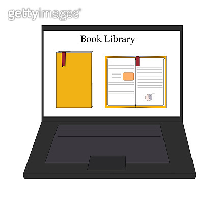 Reading books online. online library. online education. buying books