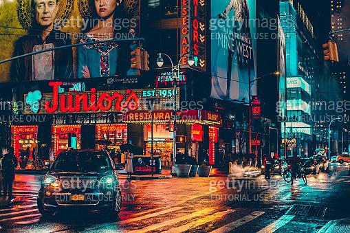 City life in New York