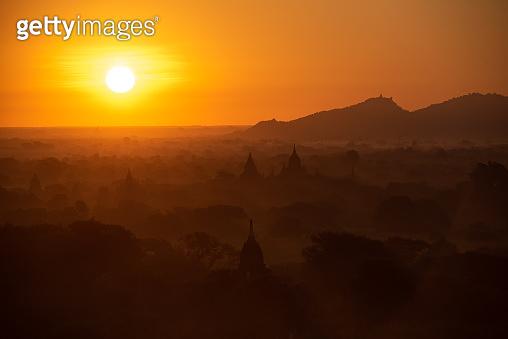 Bagan, beautiful moments