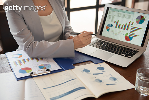 financial advice analysis business report