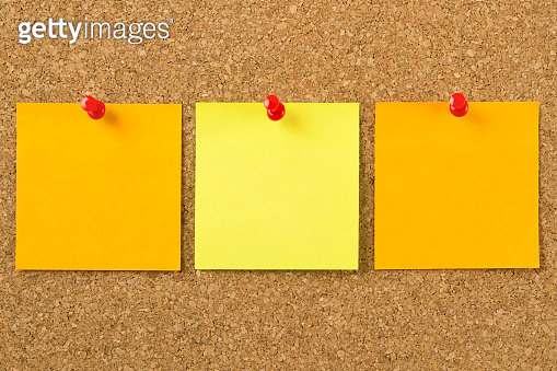 Adhesive Note Background