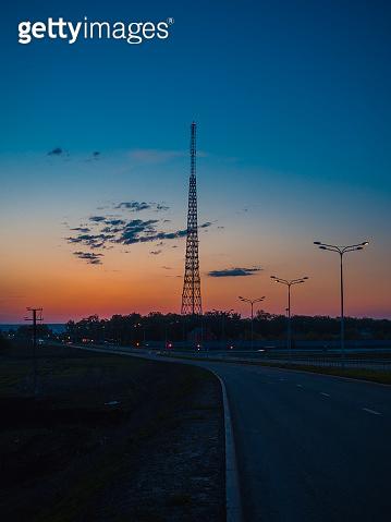 Telecom city tower