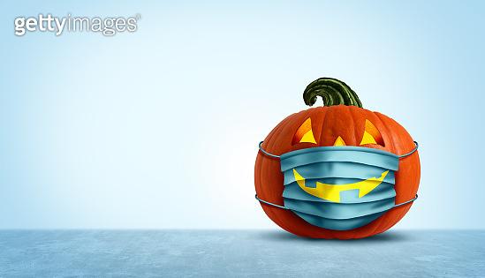 Halloween Facial Mask