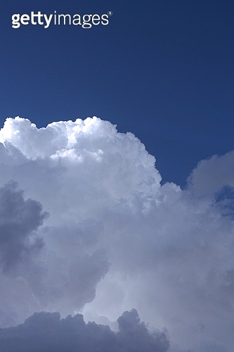 View of cloudscape, low angle view