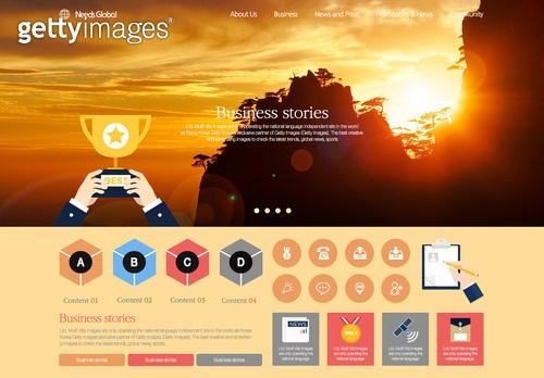 Business Web Templates