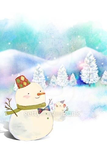 어린이 겨울 방학