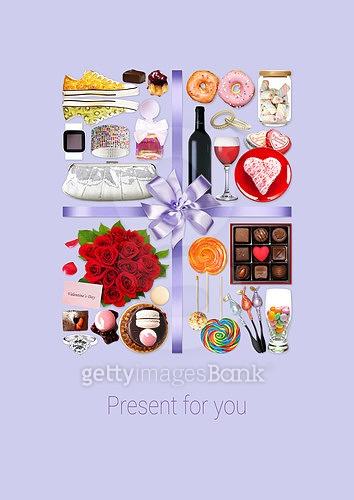 선물, 이벤트, 쇼핑