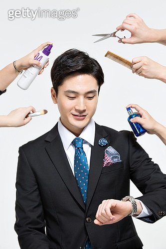 Grooming for Man