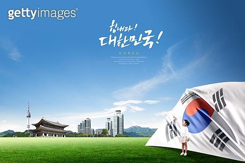 대한민국, 태극기, 애국심