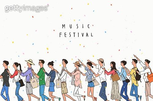 음악축제 (엔터테인먼트이벤트), 파티, 페스티벌