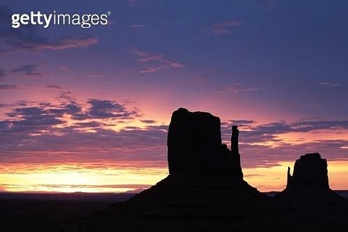 Famous American landscapes