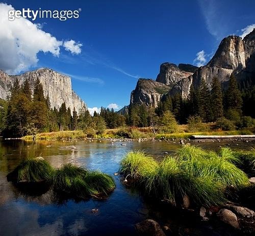 Yosemite landscapes