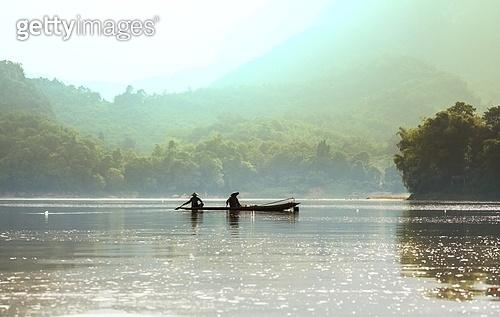 Lao landscapes