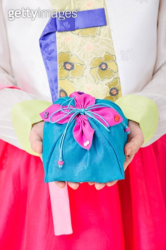 a lucky bag