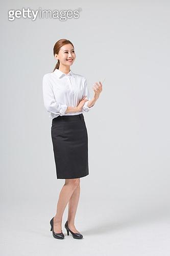 한국인, 여성, 비즈니스우먼
