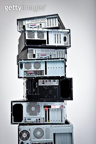 컴퓨터, PC, 데스크탑PC (개인용컴퓨터), 쌓기 (움직이는활동), 폐기